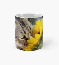 Stop And Smell The Flowers Classic Mug