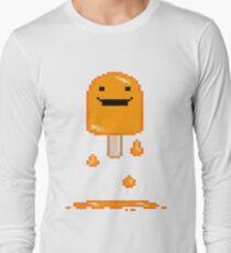 Orange Lolly Long Sleeve T-Shirt