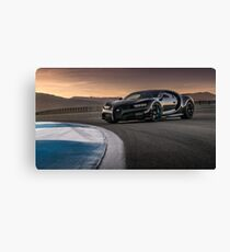 Chiron Race Track Canvas Print