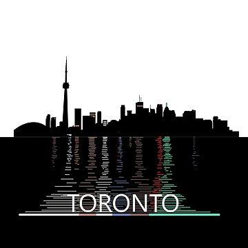 Toronto  by mjammer