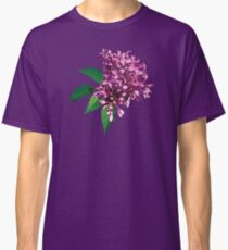 Pink Lilac Cluster Classic T-Shirt