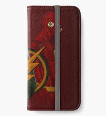 Green Arrow and The Flash iPhone Wallet/Case/Skin