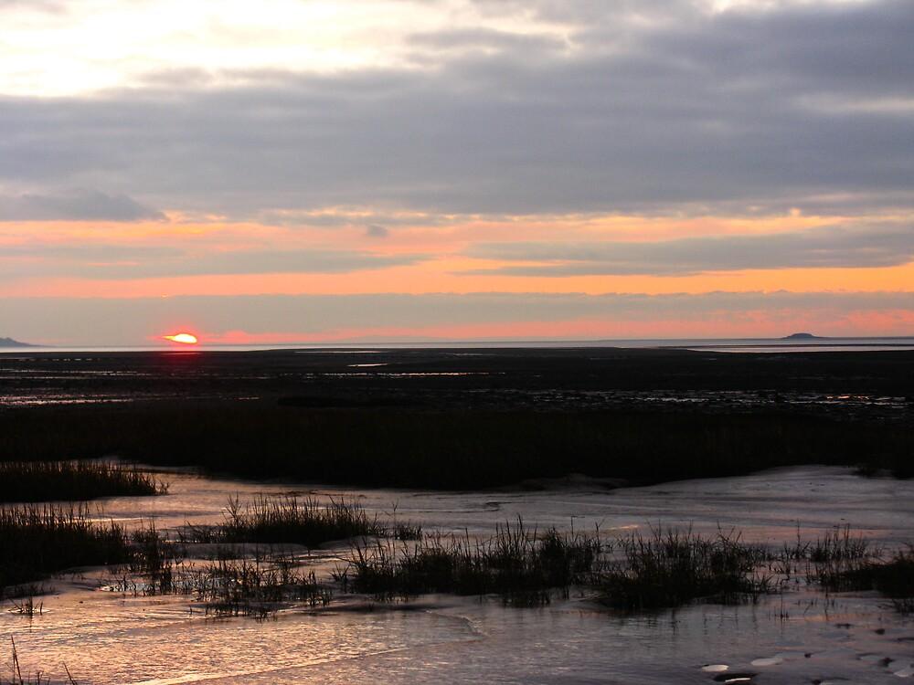 Avon Bridge Sunset 2 by lucy123