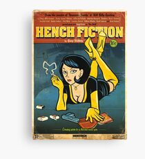 Hench Fiction Canvas Print