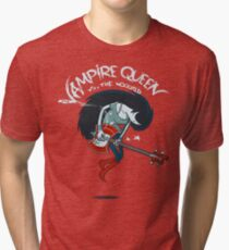 vs. the Wooorld Tri-blend T-Shirt