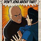 Angry Egghead - Don't Joke by Cheyne Gallarde