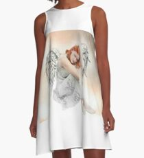 Saturday Angel A-Line Dress