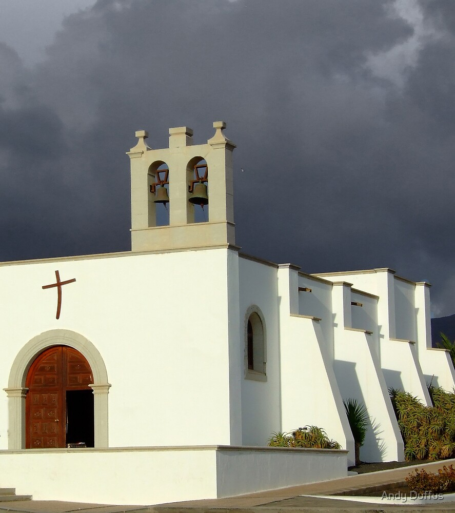 Spanish Church by Andy Duffus