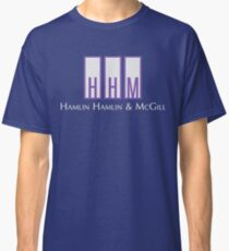 Hamlin, Hamlin & McGill - Better Call Saul Classic T-Shirt