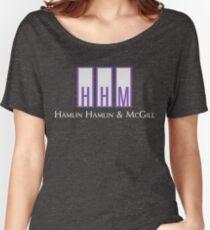 Hamlin, Hamlin & McGill - Better Call Saul Women's Relaxed Fit T-Shirt