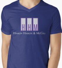 Hamlin, Hamlin & McGill - Better Call Saul Men's V-Neck T-Shirt