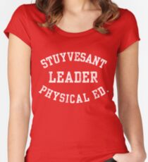 Stuyvesant Leader Physical Ed. Women's Fitted Scoop T-Shirt