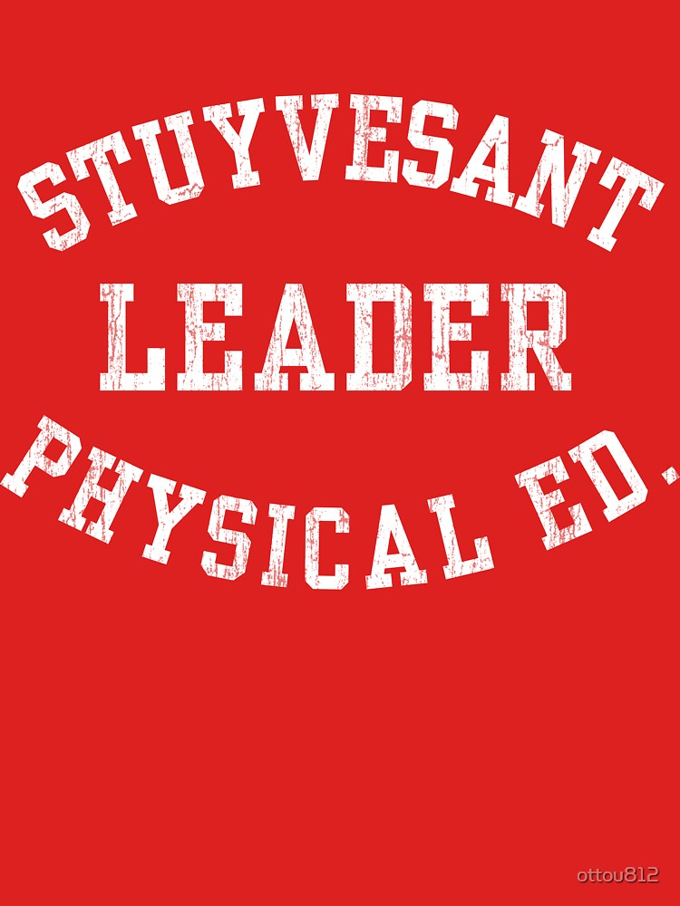 Stuyvesant Leader Physical Ed. by ottou812