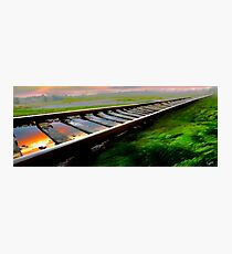 Railway Photographic Print