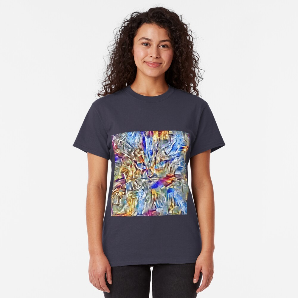 Abstract creature Classic T-Shirt