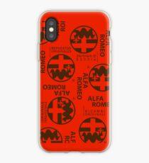 Ricambi Originali Alfa Romeo iPhone Case