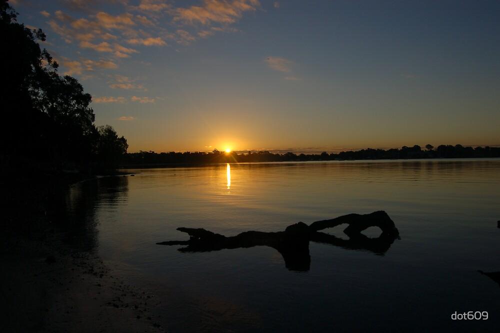 Tanilba sunset 13 by dot609