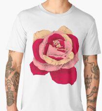 Rose Men's Premium T-Shirt
