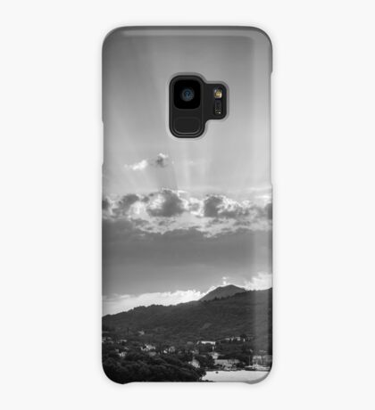 DUBROVNIK BEAMS BW [Samsung Galaxy cases/skins] Case/Skin for Samsung Galaxy