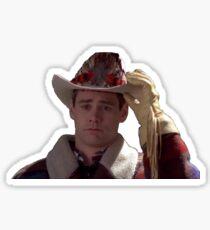 Lloyd Christmas Sticker