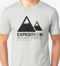 Mount Everest Expedition Unisex T-Shirt