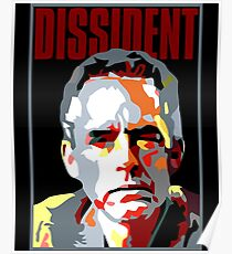 Dissident. Für Jordan Peterson Fan Poster