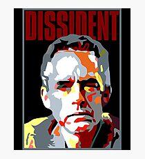 Dissident. Pour Jordan Peterson Fan Impression photo