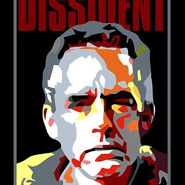 Dissident. For Jordan Peterson Fan by Karina2017