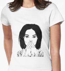 Bjork Women's Fitted T-Shirt