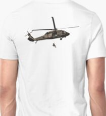 Armee DUSTOFF Blackhawk Hoist Slim Fit T-Shirt