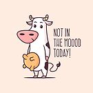 Not In The Mood Today by zoljo