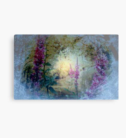 The Celestial  Winter to  Eternal  Spring      Metal Print
