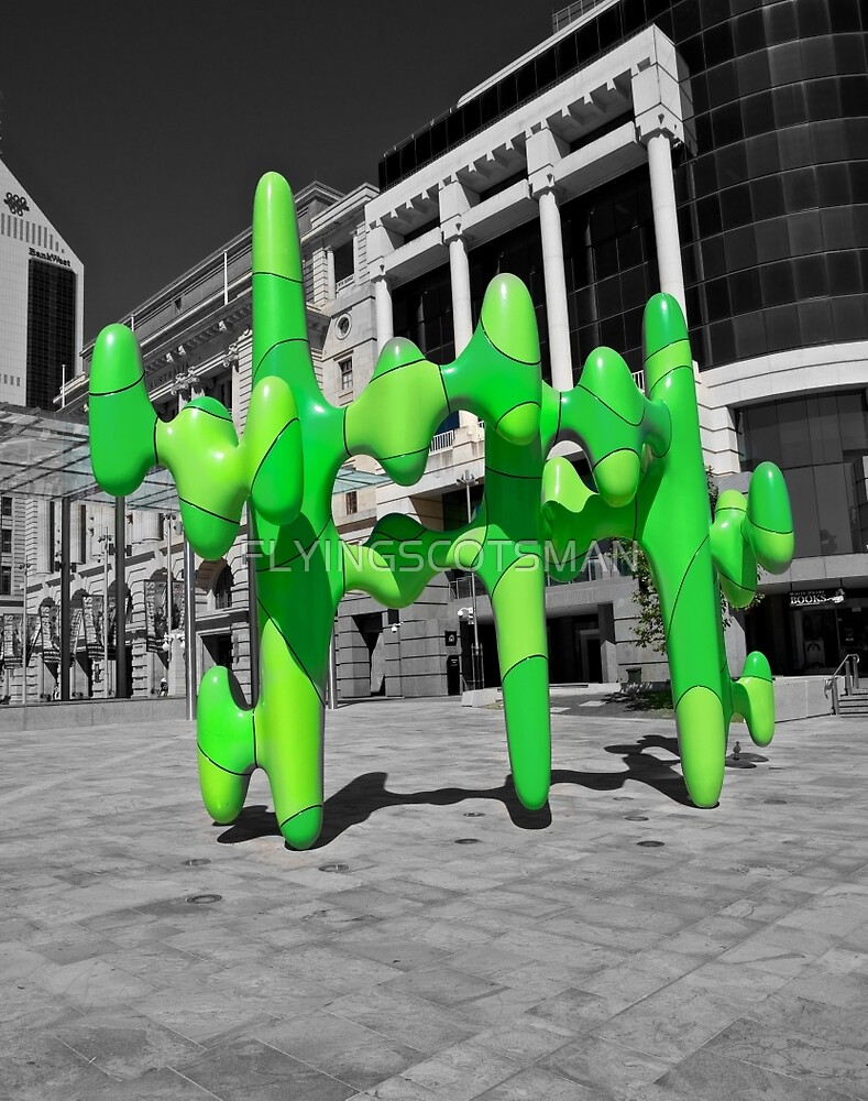 PERTH STREET ART by FLYINGSCOTSMAN