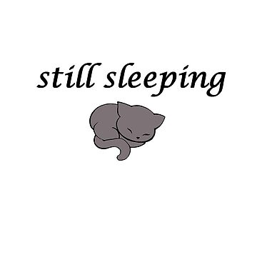 still sleeping by waarpys