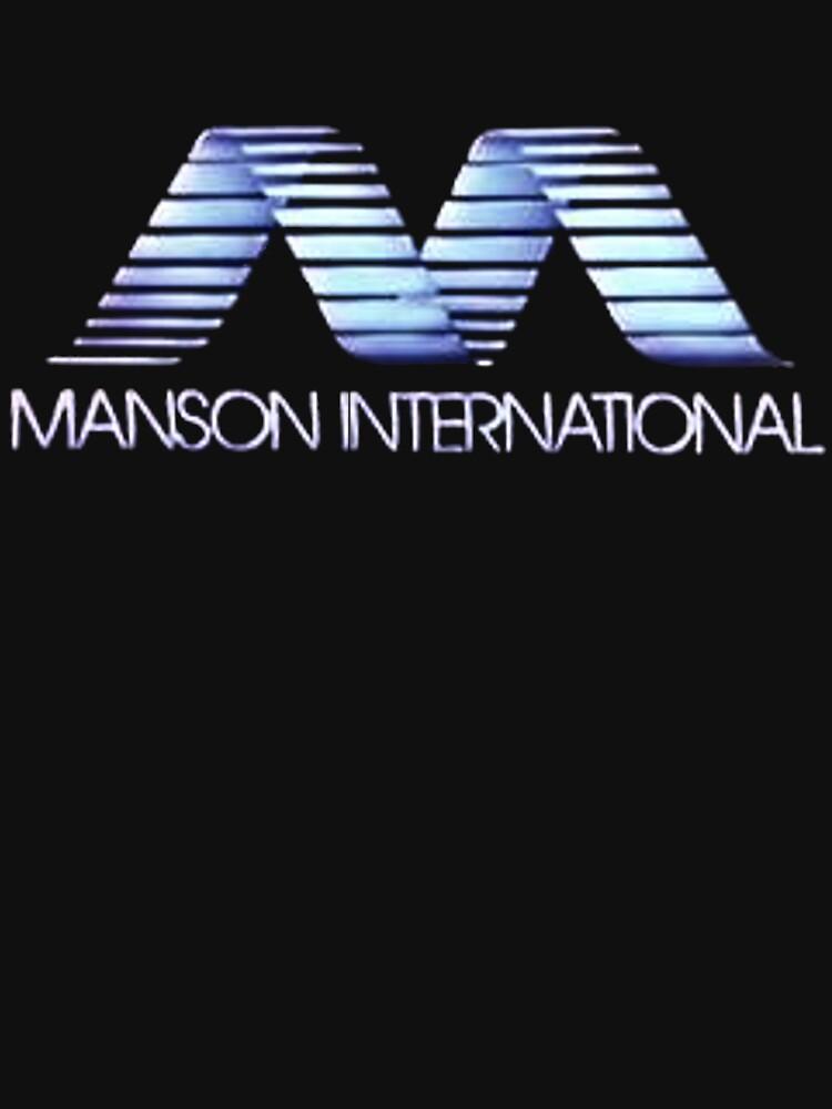 MANSON INTERNATIONAL VIDEO LOGO by shawnofthe80s