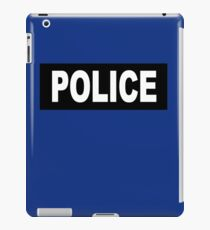 Castle - Kate Beckett - Police iPad Case/Skin