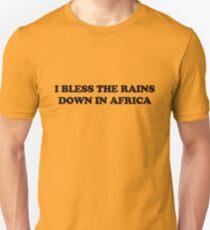 Afrika - Toto Slim Fit T-Shirt