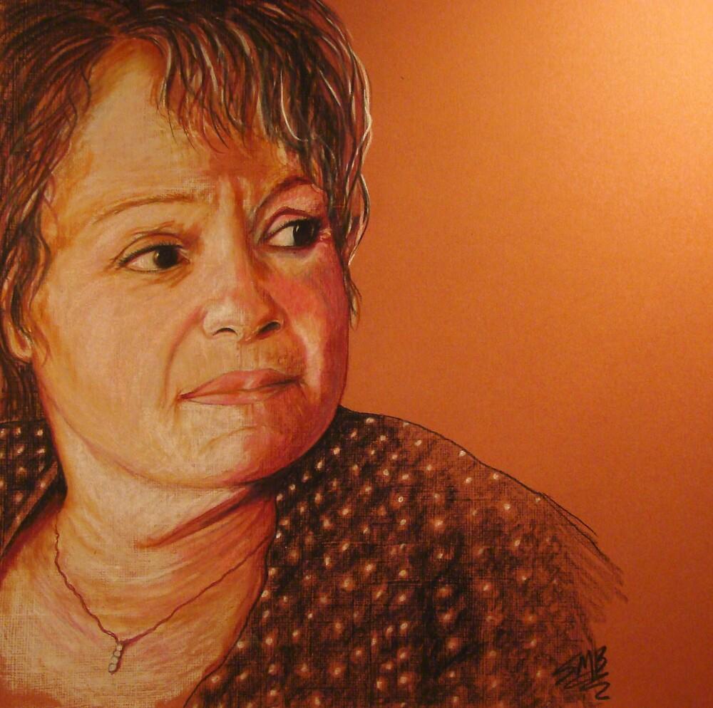 My Friend Gail  by Susan McKenzie Bergstrom