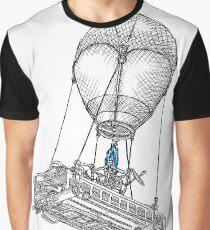 Fortnite Bus Drawing Graphic T-Shirt