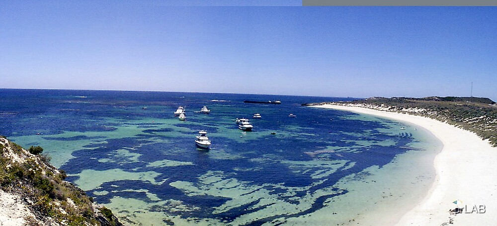 Rottnest panorama by prLAB