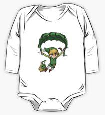 Legend Of Zelda - Flying Away One Piece - Long Sleeve