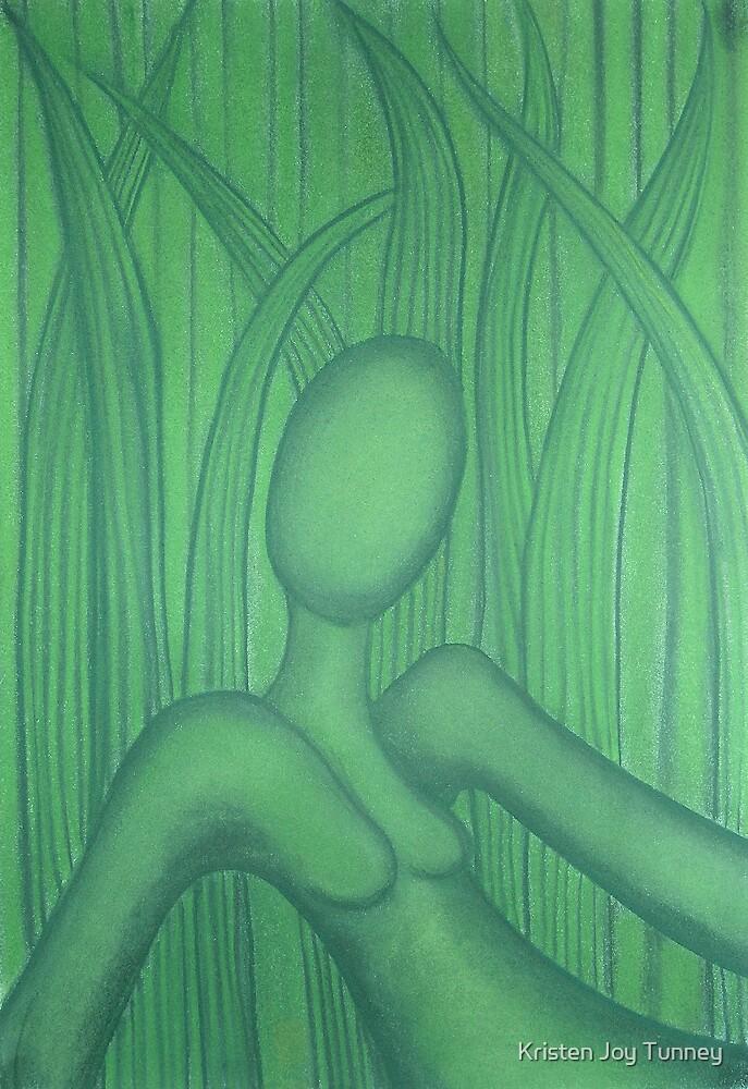 Green Woman by Kristen Joy Tunney