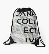 JANK COLLECTIVE Drawstring Bag