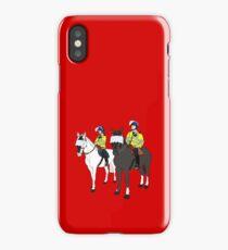 London Metropolitan Horse Cops iPhone Case/Skin