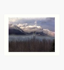 Banff National Park Art Print