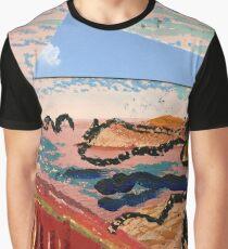 Touristic Places Graphic T-Shirt