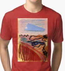 9126933cf Touristic Places Tri-blend T-Shirt