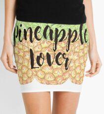 Pineapple Lover Mini Skirt
