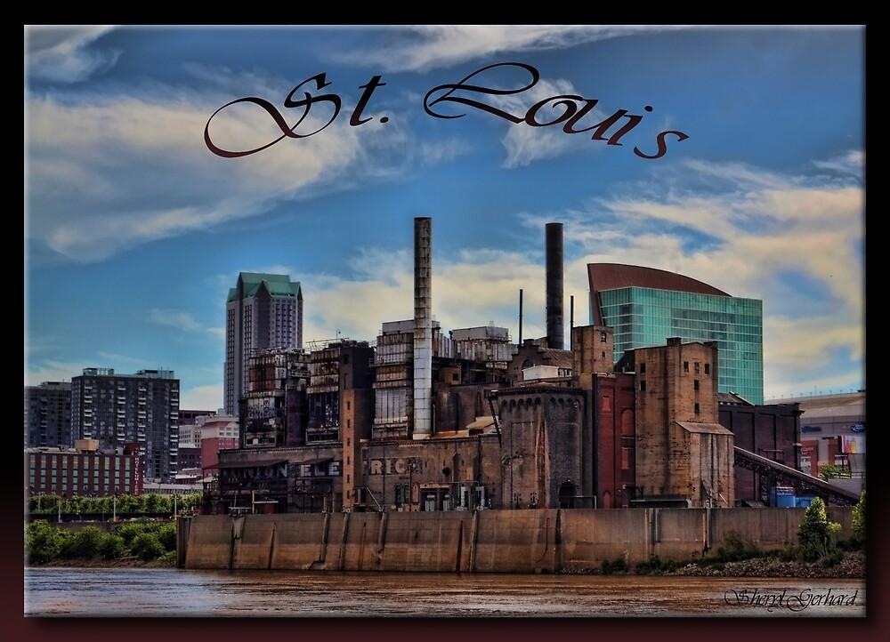 The St. Louis Shoreline by Sheryl Gerhard