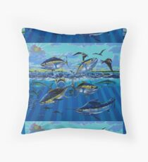 Yellowfin Run Floor Pillow